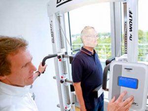 Neurochirugie - Zusammenarbeit mit AZG Bad Wünnenberg