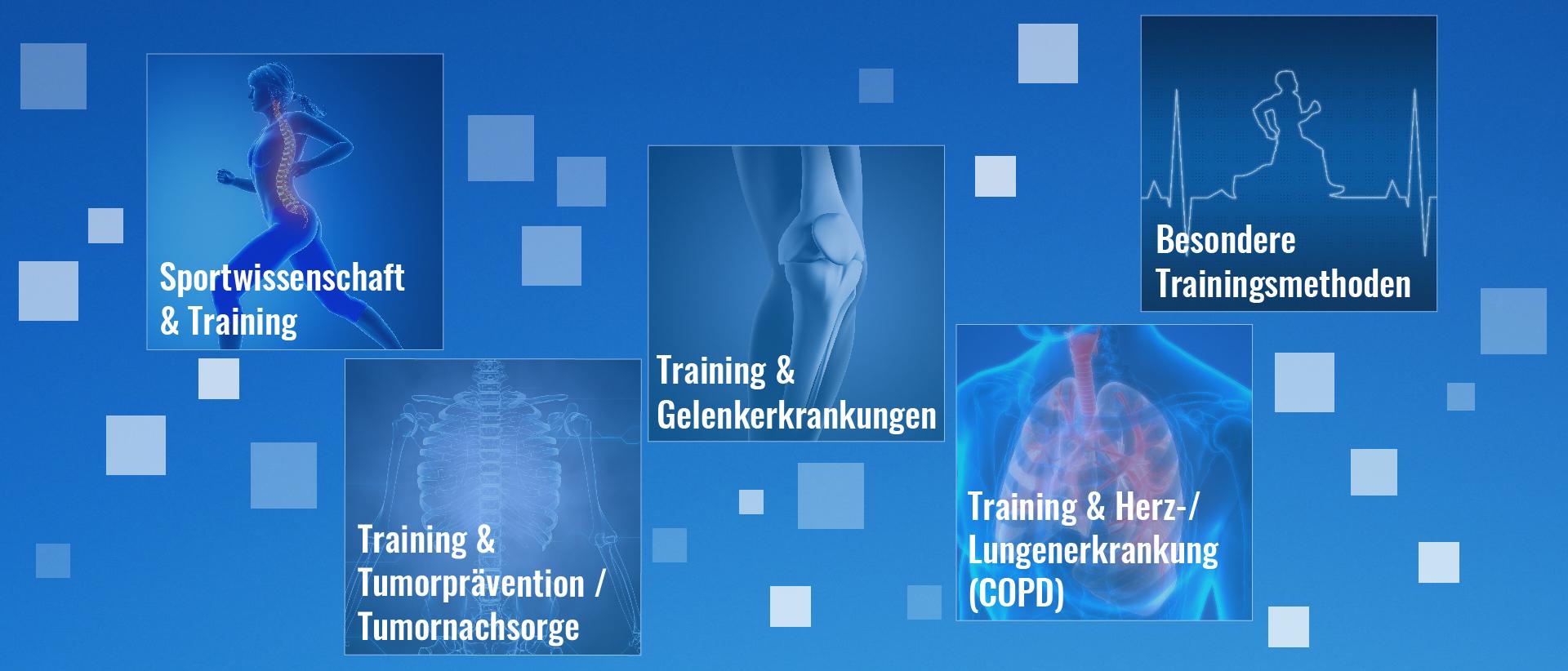 Leistungsspektrum AZG Training Bad Wünnenberg